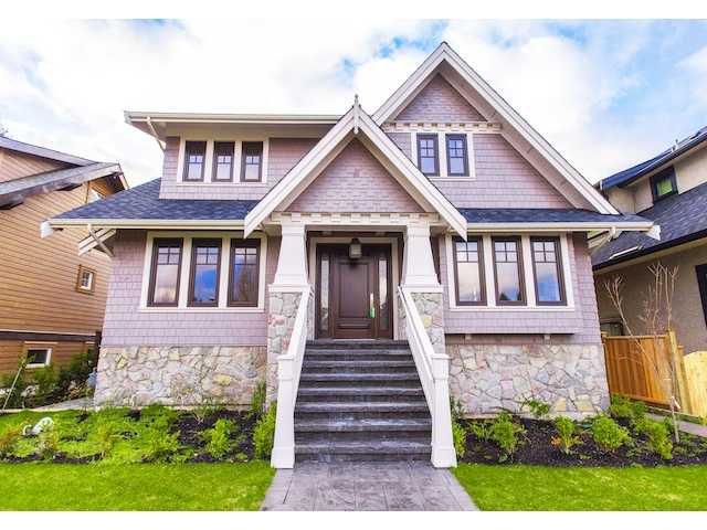 """Main Photo: 4825 OSLER Street in Vancouver: Shaughnessy House for sale in """"Shaughnessy"""" (Vancouver West)  : MLS®# V1052413"""