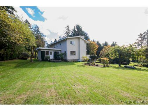 Main Photo: 4930 Old West Saanich Rd in VICTORIA: SW West Saanich House for sale (Saanich West)  : MLS®# 685356
