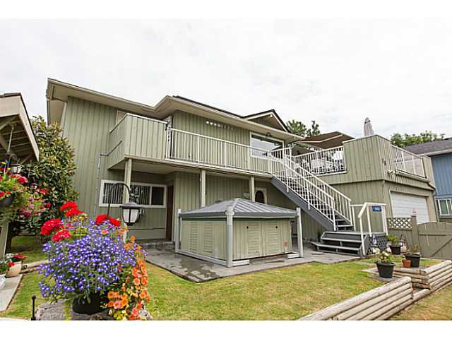 "Photo 19: Photos: 86 MOTT Crescent in New Westminster: The Heights NW House for sale in ""MASSEY HEIGHTS"" : MLS®# V1130149"