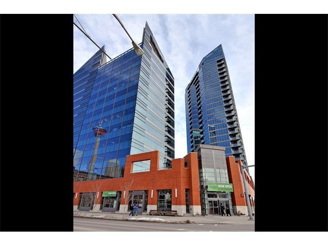 Main Photo: 801 220 12 Avenue SE in Calgary: Victoria Park Condo for sale : MLS®# C4021974