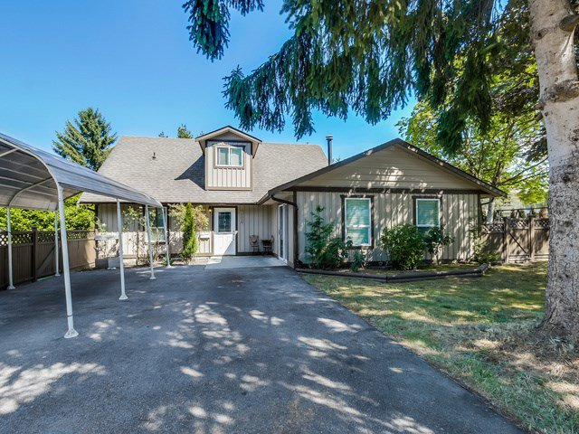Main Photo: 12298 GREENWELL Street in Maple Ridge: East Central House for sale : MLS®# V1138275