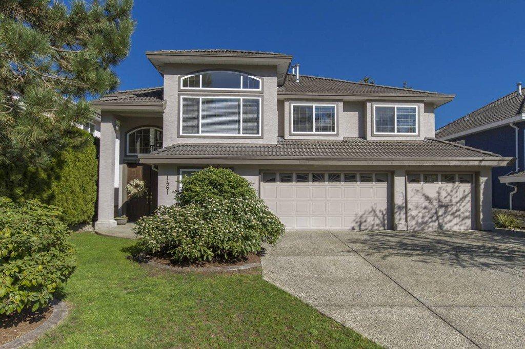 "Main Photo: 1461 HOCKADAY Street in Coquitlam: Hockaday House for sale in ""HOCKADAY"" : MLS®# R2055394"