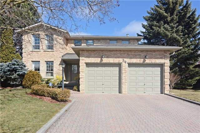 Main Photo: 34 Standish Crest in Markham: Sherwood-Amberglen House (2-Storey) for sale : MLS®# N3466628