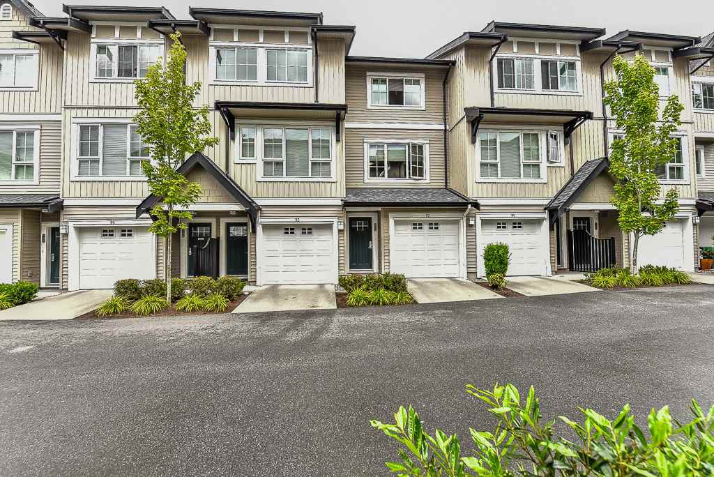 """Main Photo: 92 2450 161A Street in Surrey: Grandview Surrey Townhouse for sale in """"GLENMORE"""" (South Surrey White Rock)  : MLS®# R2075264"""