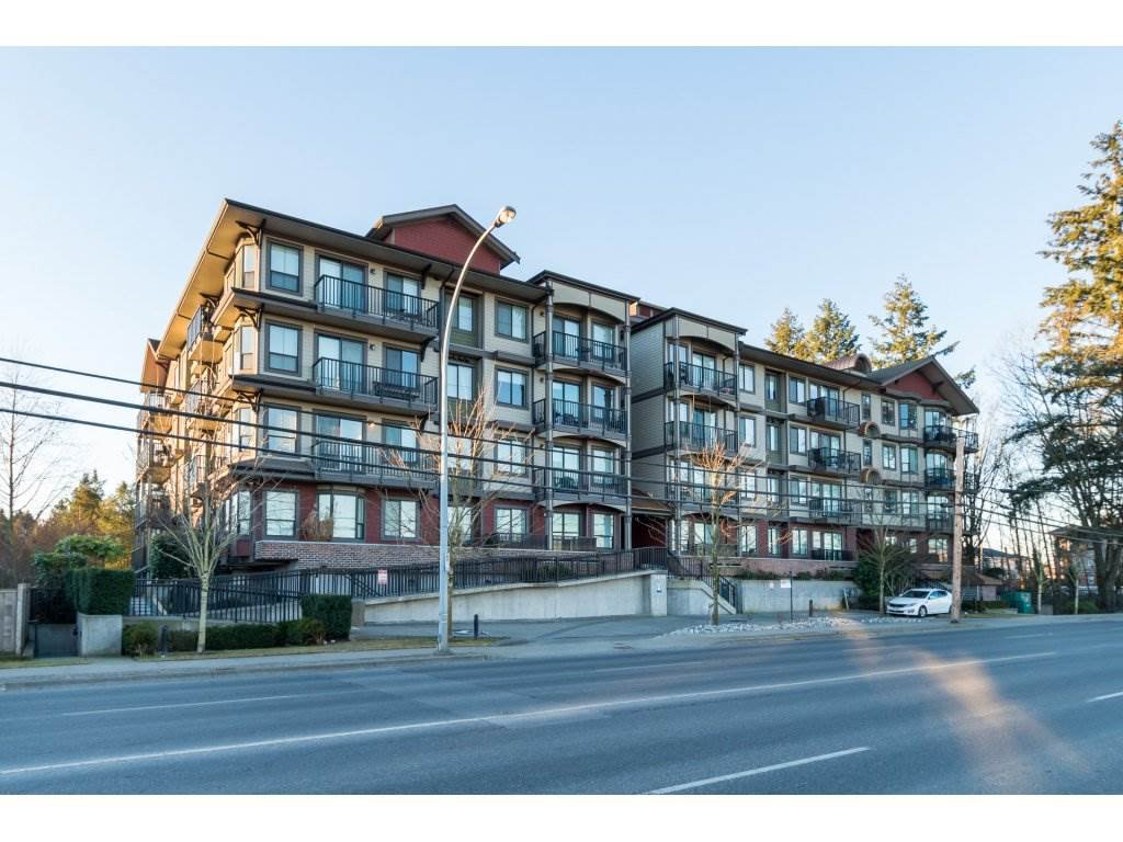 "Main Photo: 402 19830 56 Avenue in Langley: Langley City Condo for sale in ""ZORA"" : MLS®# R2136124"