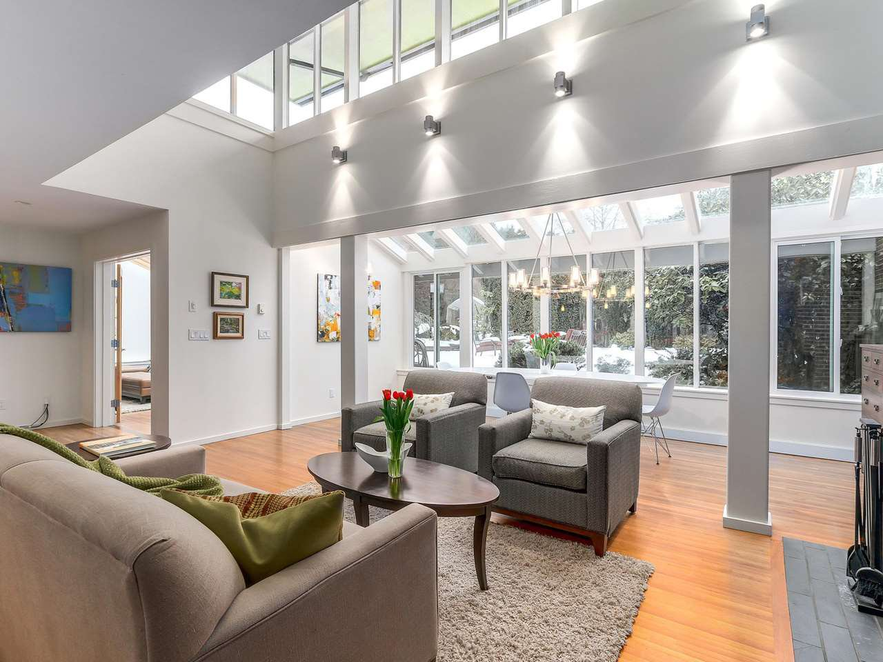 Photo 4: Photos: 3708 EDGEMONT Boulevard in North Vancouver: Edgemont House Fourplex for sale : MLS®# R2138514
