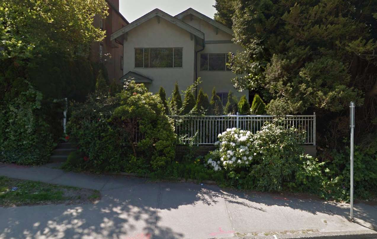 """Main Photo: 2843 ALMA Street in Vancouver: Point Grey House for sale in """"POINT GREY"""" (Vancouver West)  : MLS®# R2140488"""
