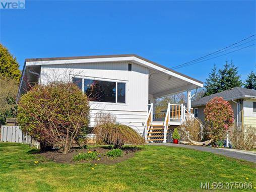 Main Photo: 244 Sims Ave in VICTORIA: SW Gateway House for sale (Saanich West)  : MLS®# 754713