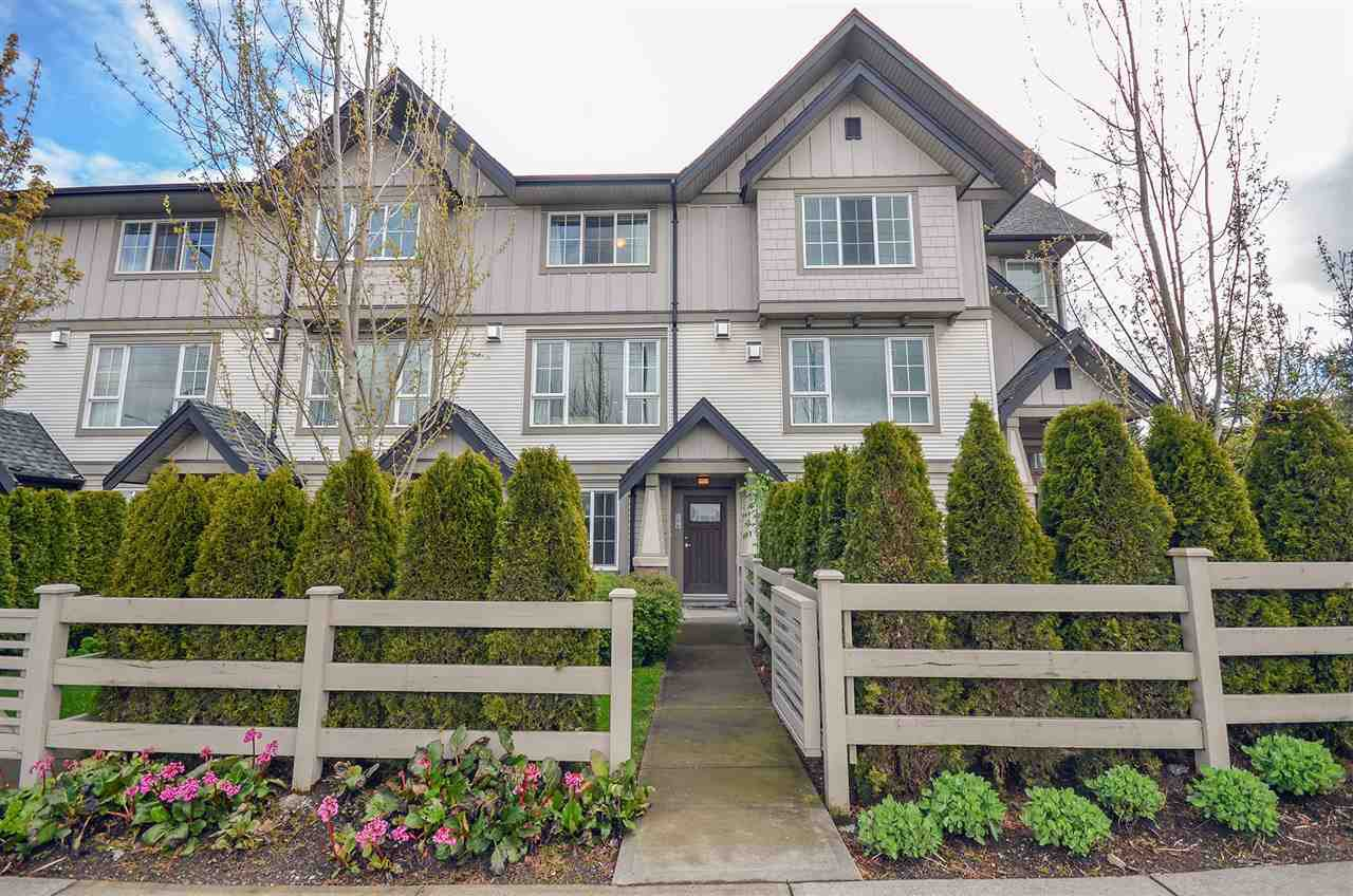 """Main Photo: 196 2501 161A Street in Surrey: Grandview Surrey Townhouse for sale in """"HIGHLAND PARK"""" (South Surrey White Rock)  : MLS®# R2159358"""