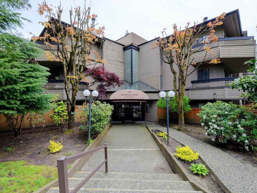 Main Photo: 120 1195 PIPELINE Road in Coquitlam: New Horizons Condo for sale : MLS®# R2164604