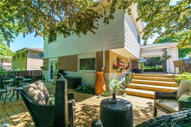 Photo 20: Photos: 602 Pinewood Street in Oshawa: O'Neill House (Backsplit 4) for sale : MLS®# E3845986