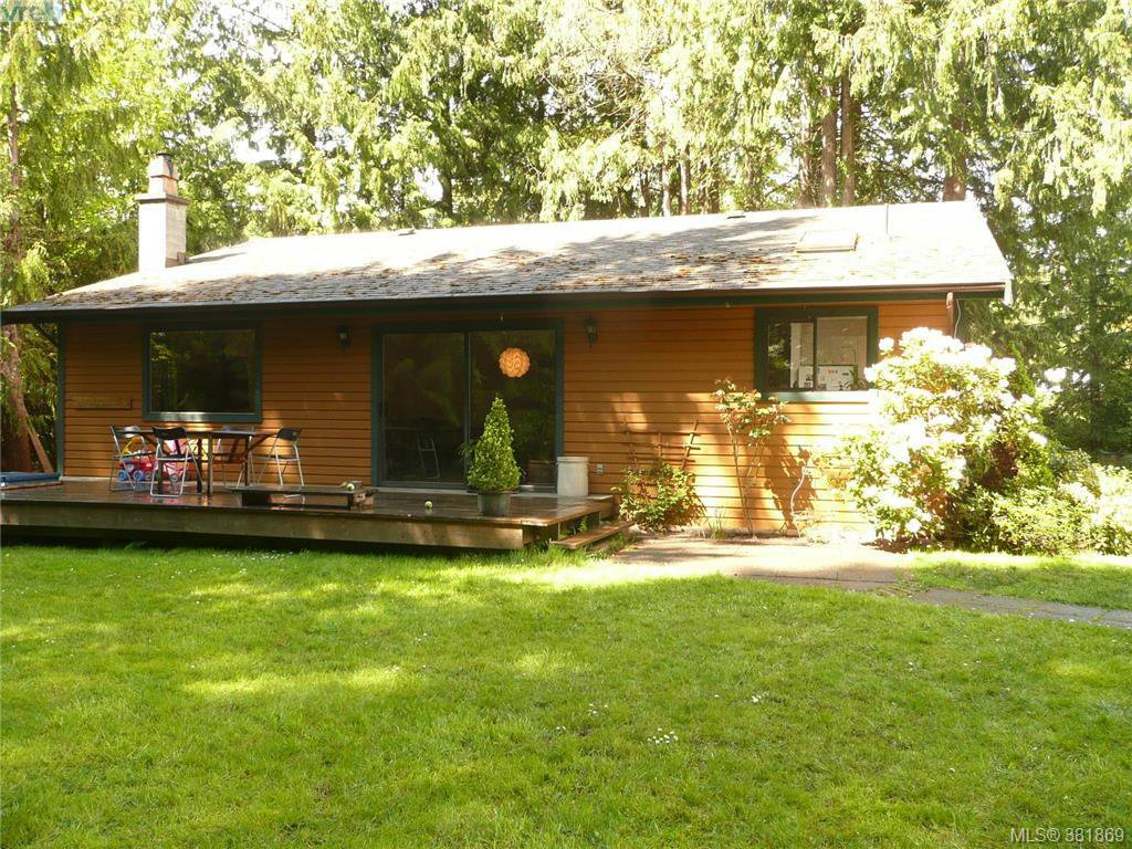 Main Photo: 181 Le Page Rd in SALT SPRING ISLAND: GI Salt Spring House for sale (Gulf Islands)  : MLS®# 767195