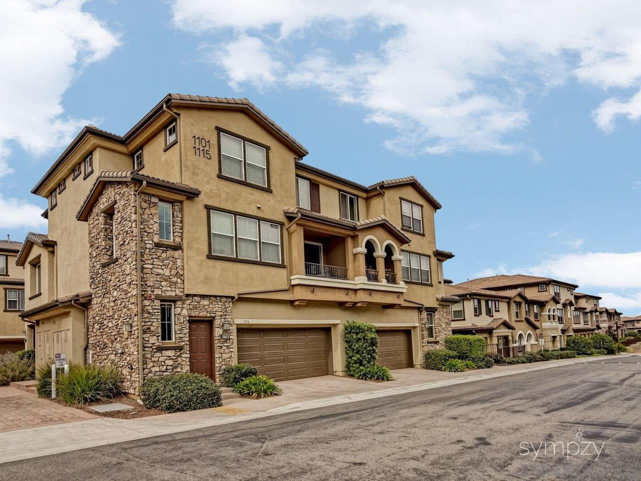 Main Photo: SANTEE Townhome for rent : 3 bedrooms : 1112 CALABRIA ST