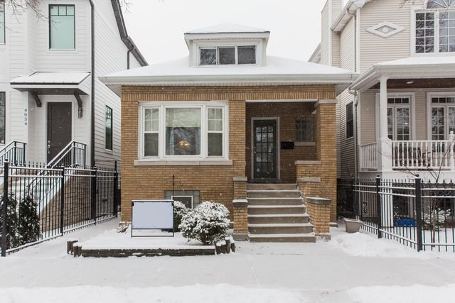 Main Photo: 4036 Maplewood Avenue in CHICAGO: CHI - North Center Single Family Home for sale ()  : MLS®# MRD09835874