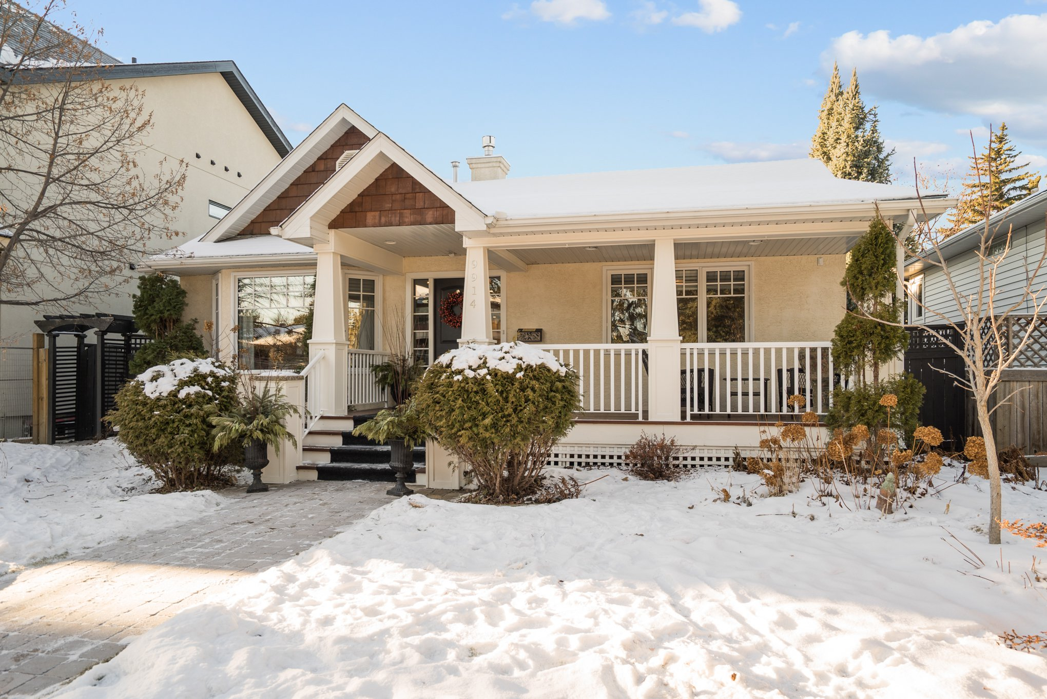 Main Photo: 9914 145 Street NW in Edmonton: Crestwood House for sale : MLS®# E4091899