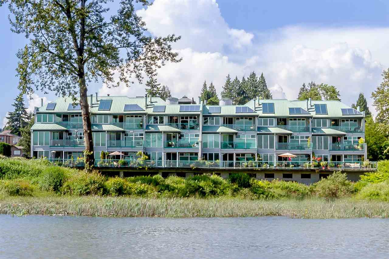 "Main Photo: 6 1850 ARGUE Street in Port Coquitlam: Citadel PQ Condo for sale in ""PORT CITADEL LANDING ON RIVERFRONT"" : MLS®# R2240802"