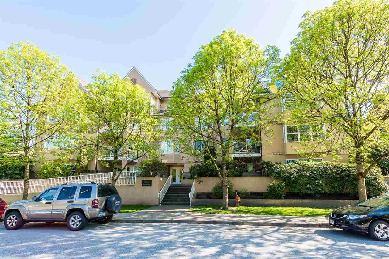 "Main Photo: 304 1558 GRANT Avenue in Port Coquitlam: Glenwood PQ Condo for sale in ""GRANT GARDENS"" : MLS®# R2265927"