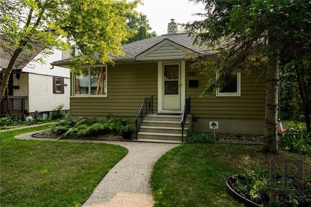 Main Photo: 692 Cambridge Street in Winnipeg: River Heights Residential for sale (1D)  : MLS®# 1823041