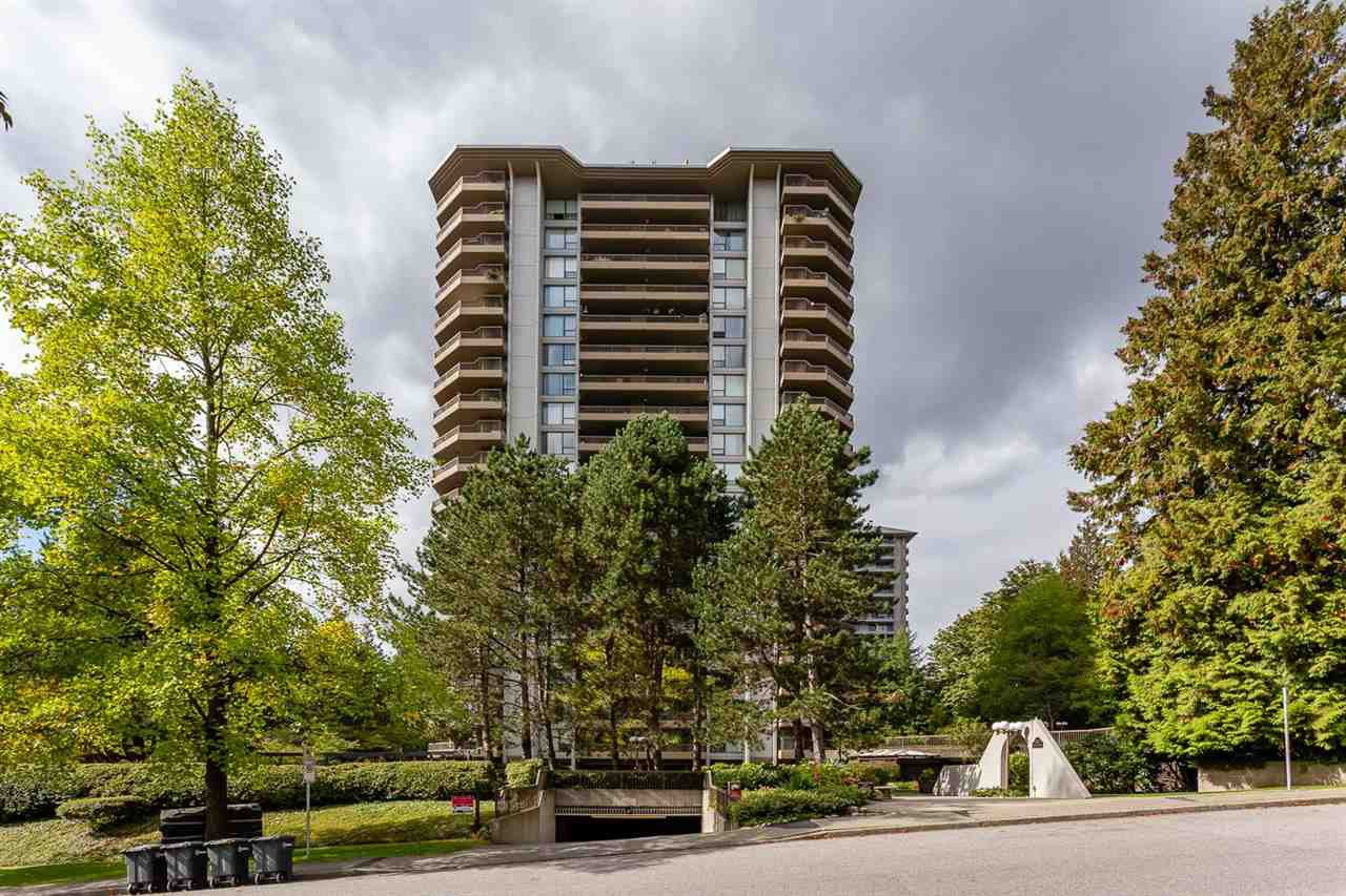 """Main Photo: 501 2041 BELLWOOD Avenue in Burnaby: Brentwood Park Condo for sale in """"ANOLA PLACE"""" (Burnaby North)  : MLS®# R2308954"""