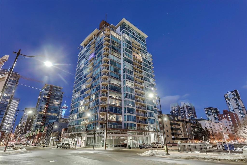 Main Photo: 1002 188 15 Avenue SW in Calgary: Beltline Apartment for sale : MLS®# C4229257