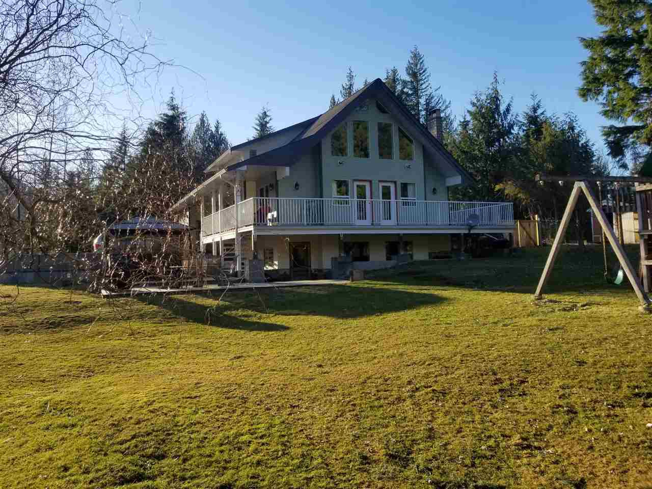 Main Photo: 13068 DEGRAFF Road in Mission: Durieu House for sale : MLS®# R2345180