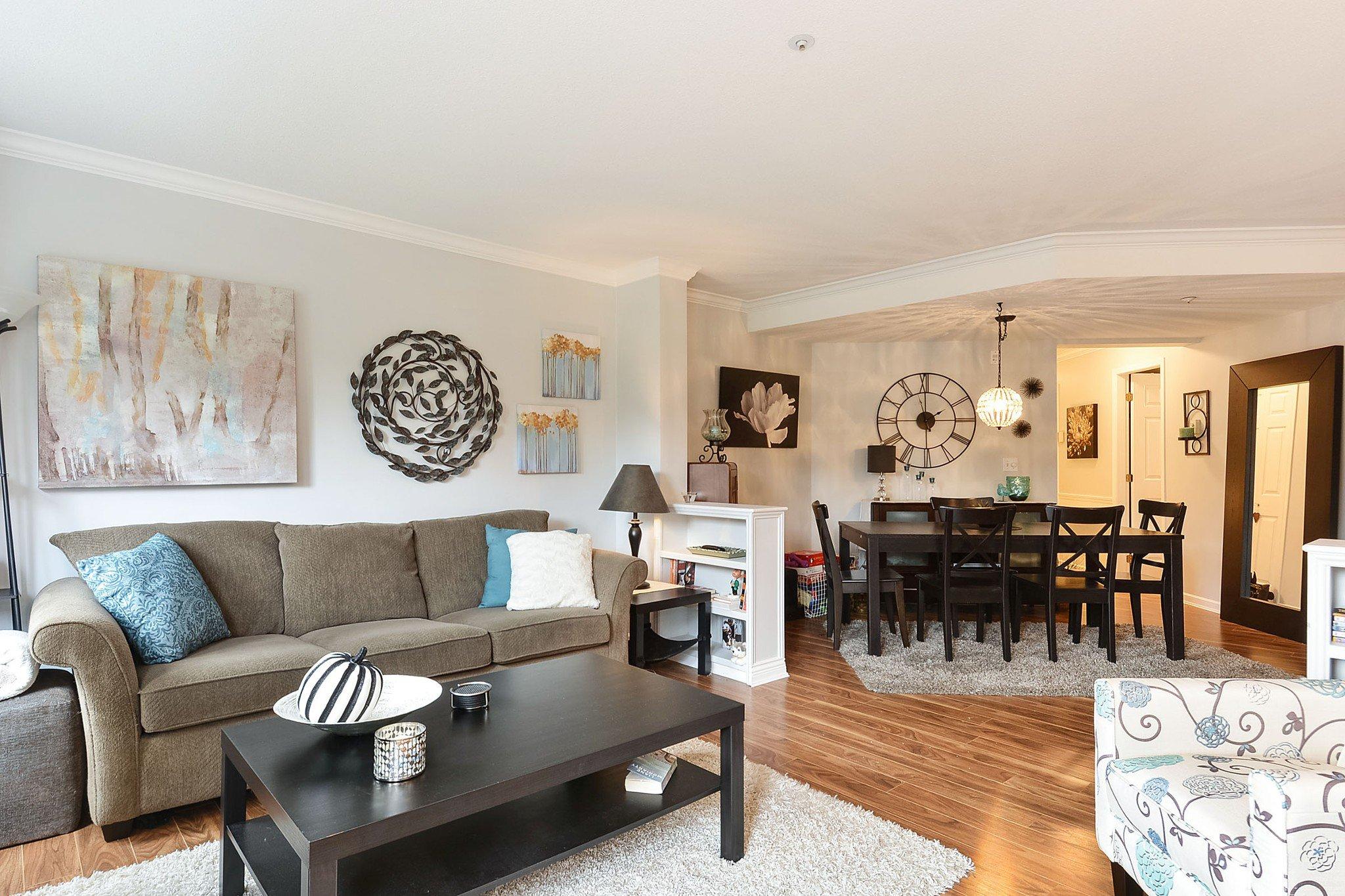"""Photo 8: Photos: 112 15155 22 Avenue in Surrey: Sunnyside Park Surrey Condo for sale in """"Villa Pacifica"""" (South Surrey White Rock)  : MLS®# R2348668"""