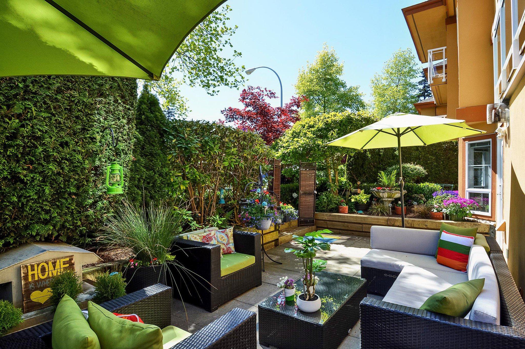 """Photo 2: Photos: 112 15155 22 Avenue in Surrey: Sunnyside Park Surrey Condo for sale in """"Villa Pacifica"""" (South Surrey White Rock)  : MLS®# R2348668"""