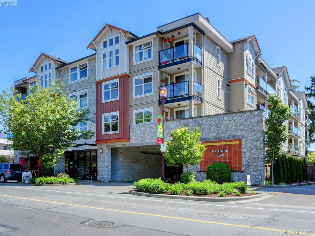 Main Photo: 203 2829 Peatt Road in VICTORIA: La Langford Proper Condo Apartment for sale (Langford)  : MLS®# 411403