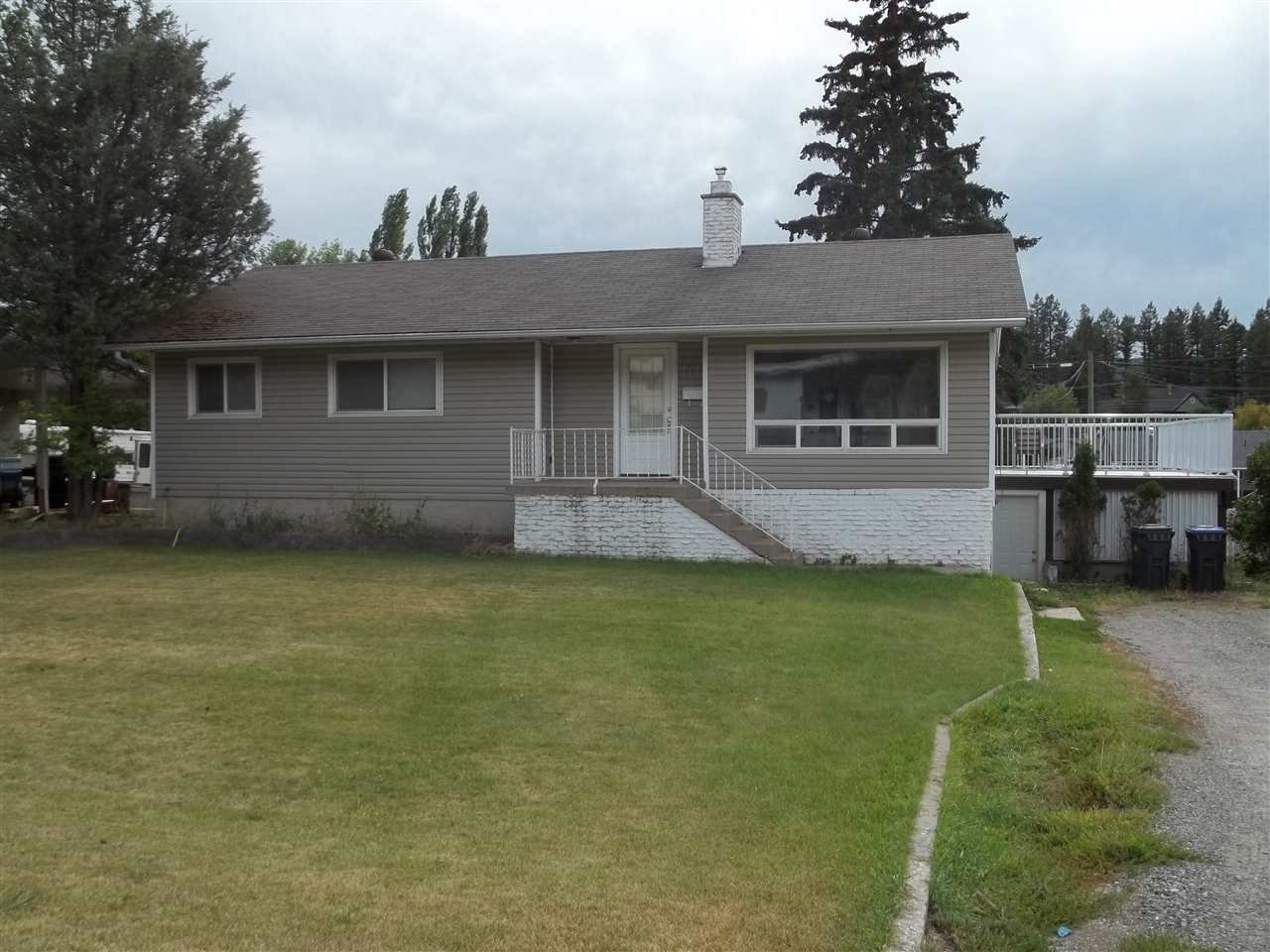 Main Photo: 717 N 10TH Avenue in Williams Lake: Williams Lake - City House for sale (Williams Lake (Zone 27))  : MLS®# R2398768