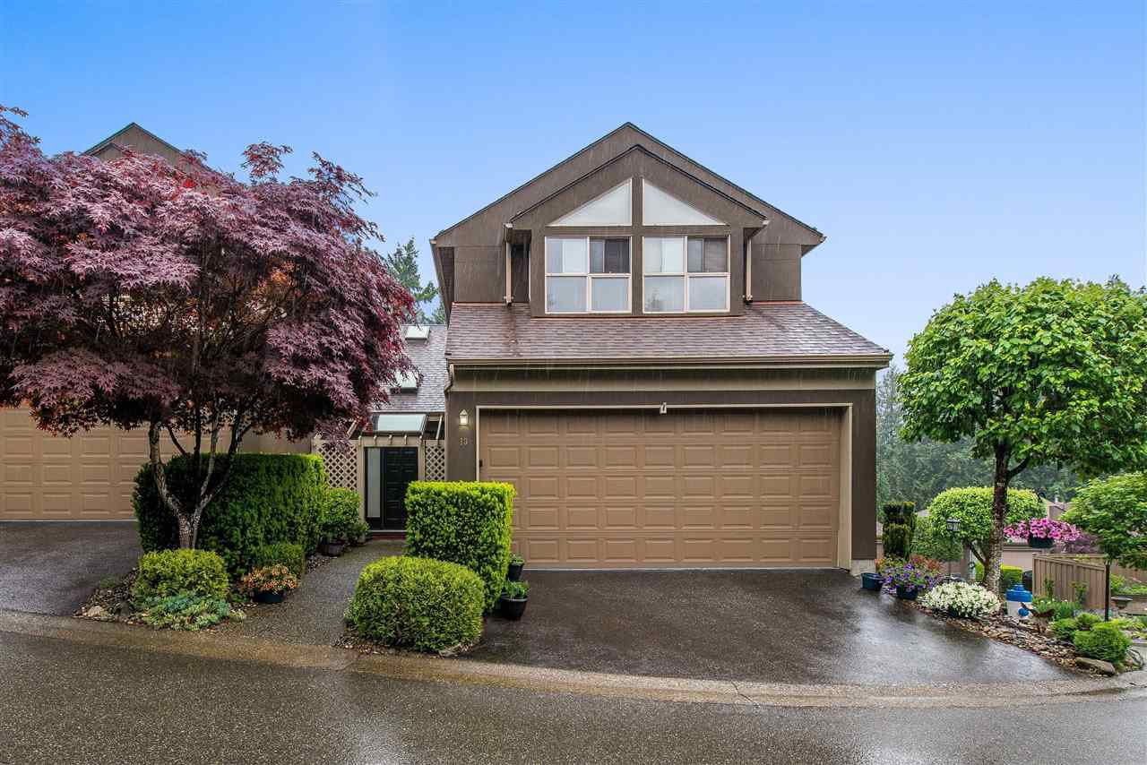 "Main Photo: 13 2058 WINFIELD Drive in Abbotsford: Abbotsford East Townhouse for sale in ""Rosehill"" : MLS®# R2413846"