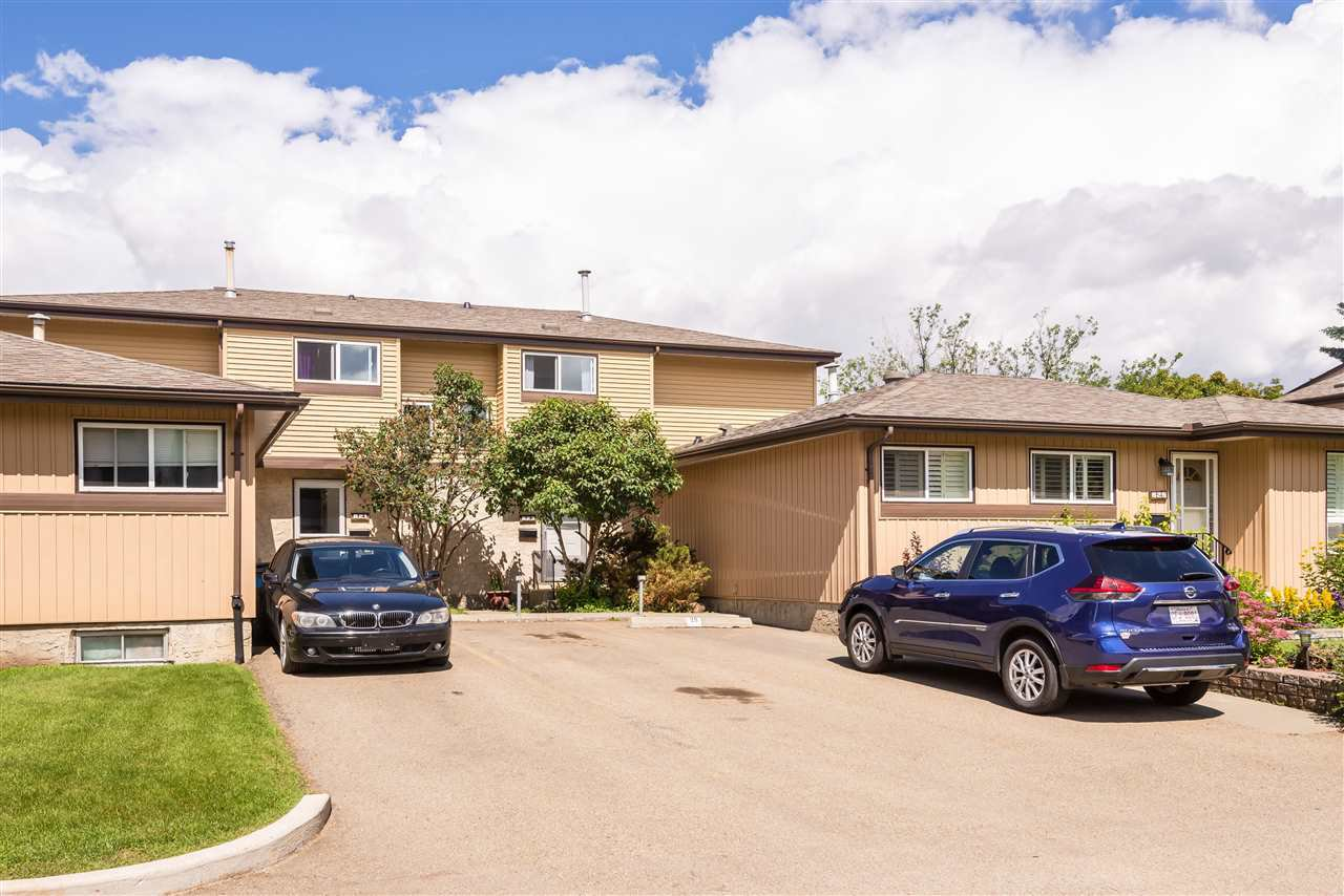 Main Photo: 623 Knottwood Rd W in Edmonton: Zone 29 Townhouse for sale : MLS®# E4206057