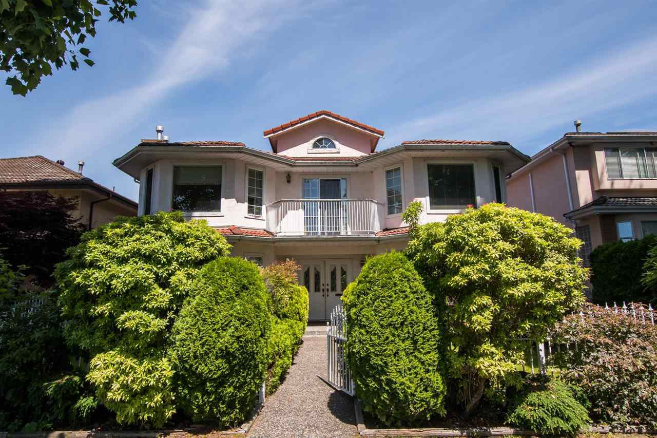Main Photo: 4223 NAPIER Street in Burnaby: Willingdon Heights House for sale (Burnaby North)  : MLS®# R2481413