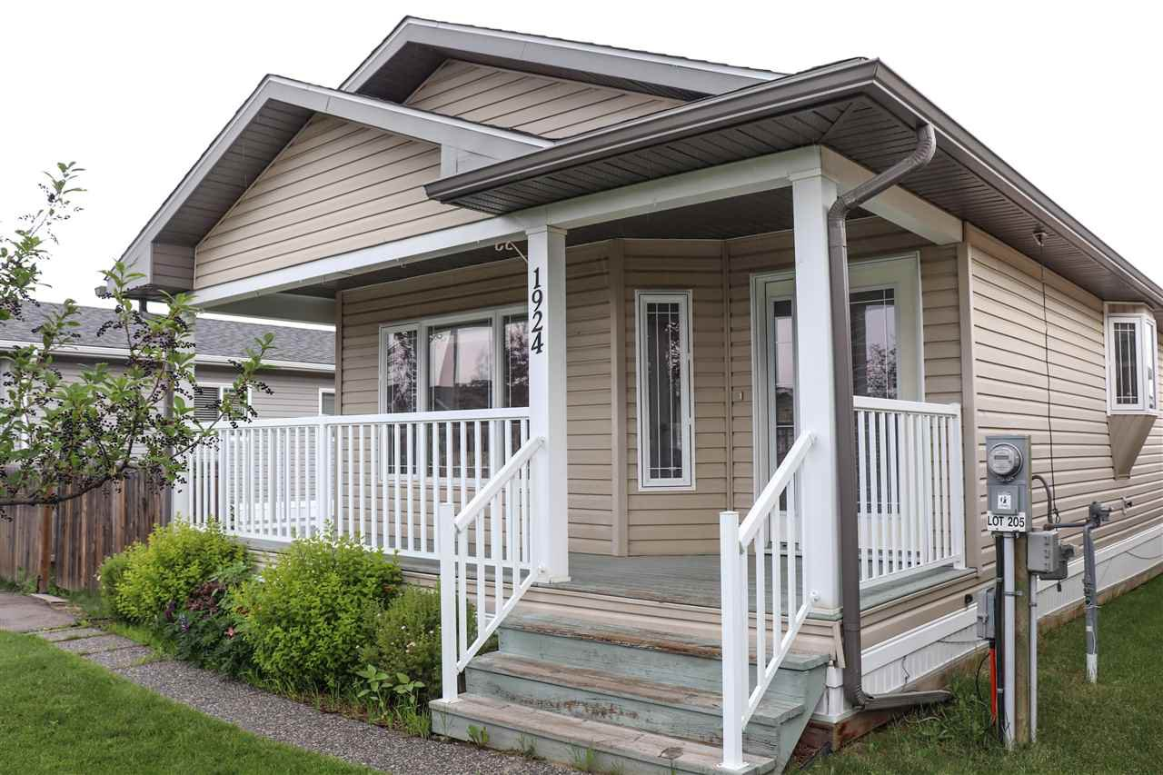 Main Photo: 1924 Jubilee Road: Sherwood Park Mobile for sale : MLS®# E4208619