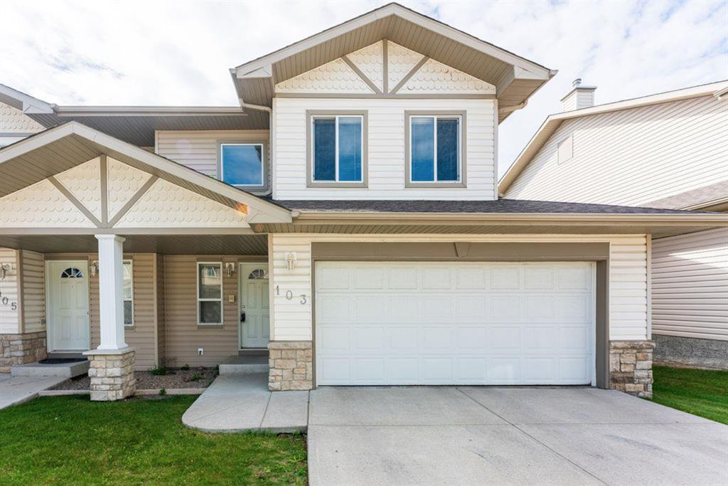 Main Photo: 103 Citadel Meadow Gardens NW in Calgary: Citadel Row/Townhouse for sale : MLS®# A1024145