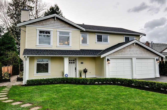 Main Photo: 1175 164TH STREET in Surrey: King George Corridor Home for sale ()  : MLS®# R2040816