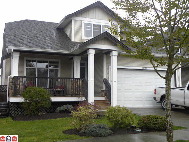 "Main Photo: 18891 68A Avenue in Surrey: Clayton House for sale in ""CLAYTON HEIGHTS"" (Cloverdale)  : MLS®# F1110623"