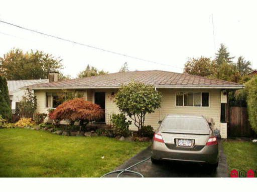"""Main Photo: 1395 129B Street in Surrey: Crescent Bch Ocean Pk. House for sale in """"Ocean Park"""" (South Surrey White Rock)  : MLS®# F1200295"""