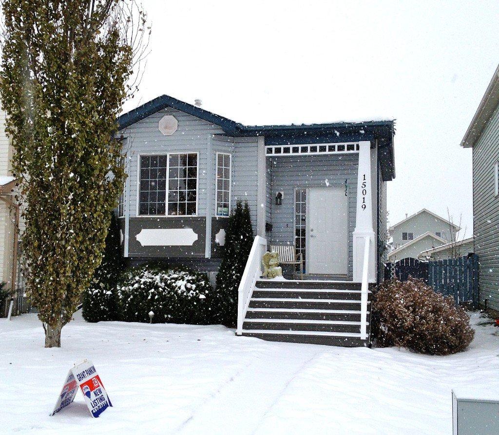Main Photo: 15019 133 Street NW: Edmonton House for sale : MLS®# E3319284