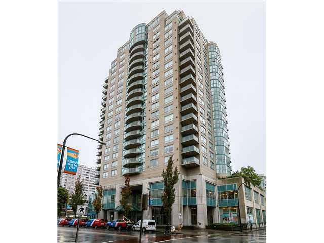 "Main Photo: # 803 612 6TH ST in New Westminster: Uptown NW Condo for sale in ""THE WOODWARD"" : MLS®# V1030820"