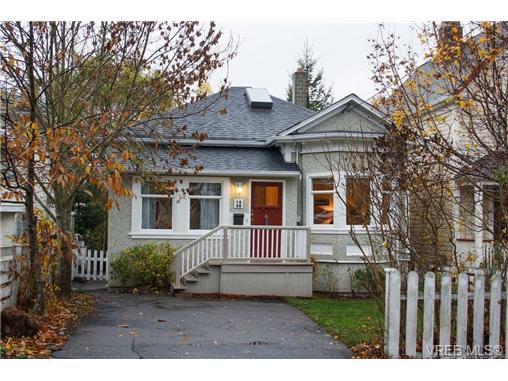 Main Photo: 1336 Grant St in VICTORIA: Vi Fernwood Single Family Detached for sale (Victoria)  : MLS®# 656250