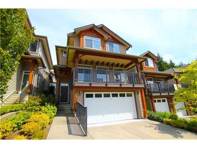 "Main Photo: 58 1701 PARKWAY Boulevard in Coquitlam: Westwood Plateau House for sale in ""TANGO"" : MLS®# V1039990"