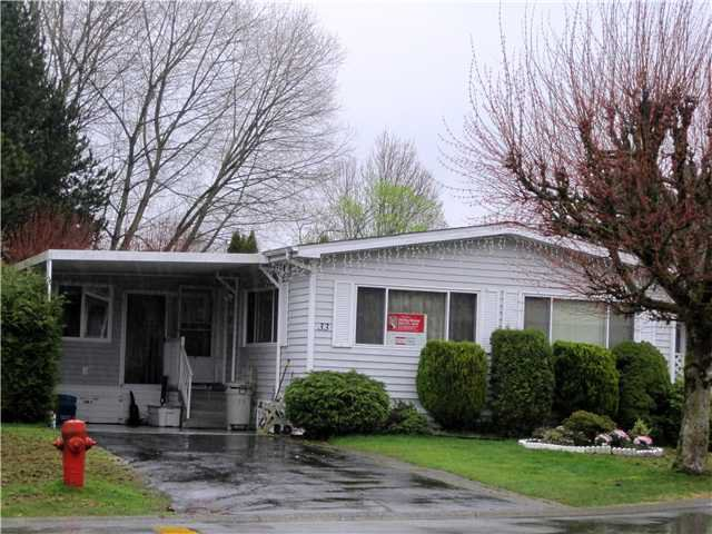 """Main Photo: 33 145 KING EDWARD Street in Coquitlam: Maillardville Manufactured Home for sale in """"MILL CREEK VILLAGE"""" : MLS®# V1056819"""