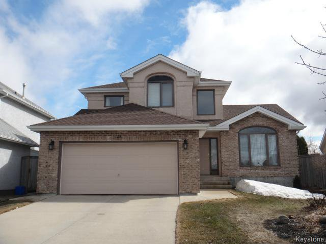 Main Photo: 23 Orchard Hill Drive in WINNIPEG: Windsor Park / Southdale / Island Lakes Residential for sale (South East Winnipeg)  : MLS®# 1408181