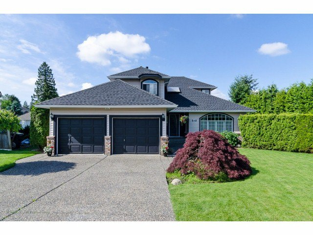 """Main Photo: 18066 64A Avenue in Surrey: Cloverdale BC House for sale in """"Orchard Ridge"""" (Cloverdale)  : MLS®# F1411692"""