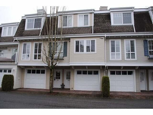 "Main Photo: 101 8930 WALNUT GROVE Drive in Langley: Walnut Grove Townhouse for sale in ""Highland Ridge"" : MLS®# F1432655"