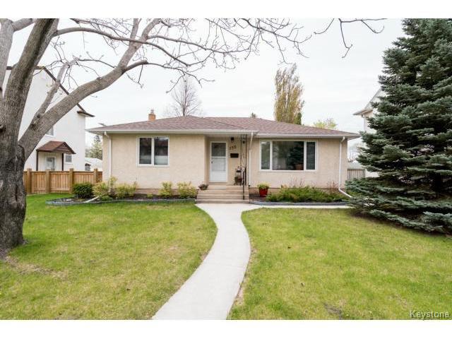 Main Photo: 350 Carpathia Road in WINNIPEG: River Heights / Tuxedo / Linden Woods Residential for sale (South Winnipeg)  : MLS®# 1512965