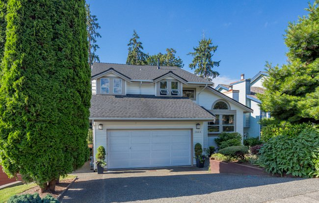 Main Photo: 2868 NASH Drive in Coquitlam: Scott Creek Home for sale ()  : MLS®# V1077083