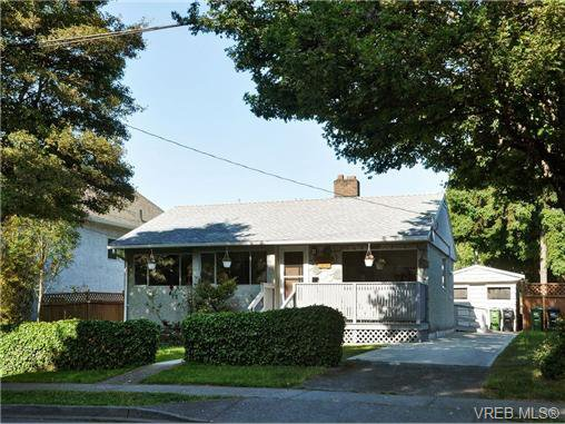Main Photo: 2636 Victor St in VICTORIA: Vi Oaklands House for sale (Victoria)  : MLS®# 702369