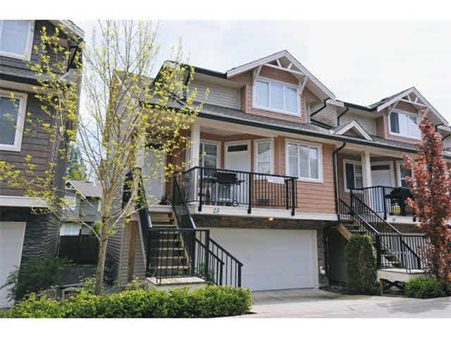 "Main Photo: 35 11720 COTTONWOOD Drive in Maple Ridge: Cottonwood MR Townhouse for sale in ""COTTONWOOD GREEN"" : MLS®# R2012290"