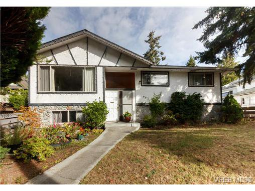 Main Photo: 643 Belton Ave in VICTORIA: VW Victoria West House for sale (Victoria West)  : MLS®# 742003